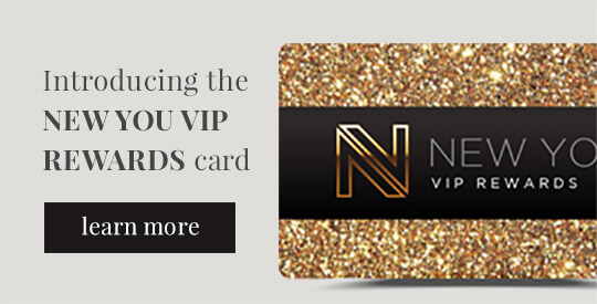 Introducing the New You VIP Rewards Card